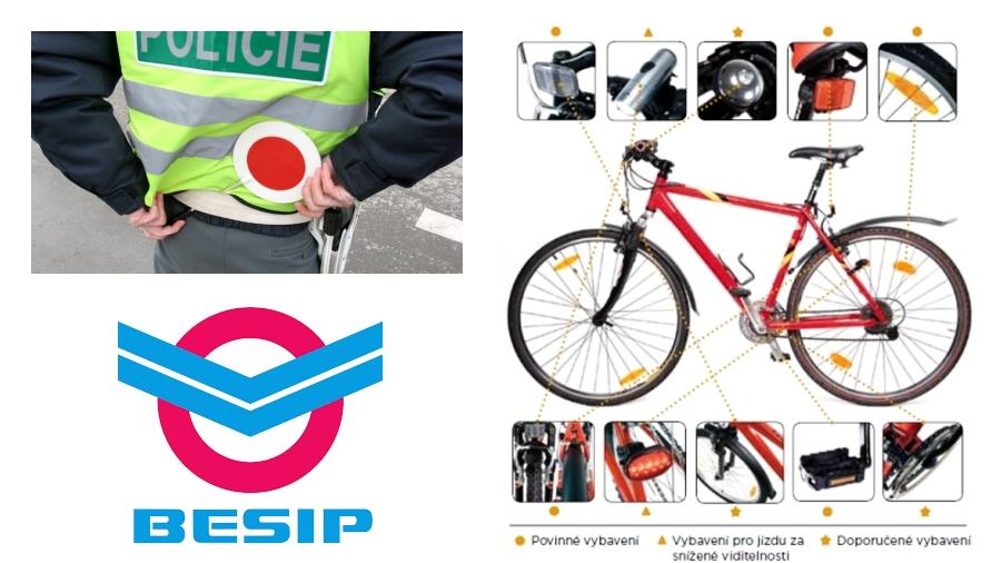 Kontroly cyklistů