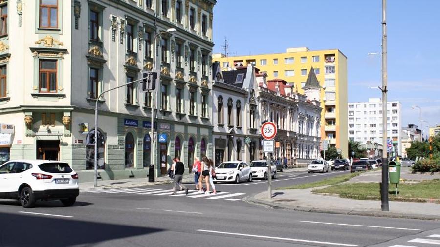 Silnice v Palackého ulici se příští týden uzavře