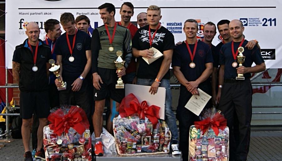 Družstvo HZS Olomouckého kraje uspělo na mistrovství ČR v TFA