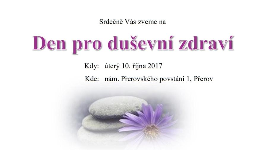 Den pro duševní zdraví