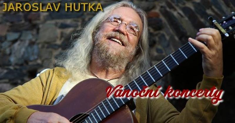 Jaroslav Hutka – Vánoční koncert Přerov