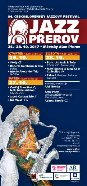 československý jazzový festival