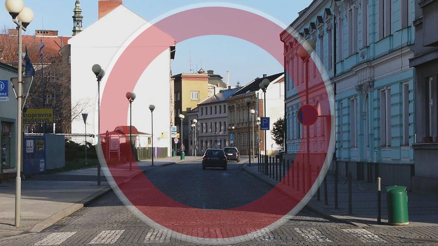 Silnice v Kratochvílově ulici se od 30. dubna uzavře. Čeká ji kompletní předláždění