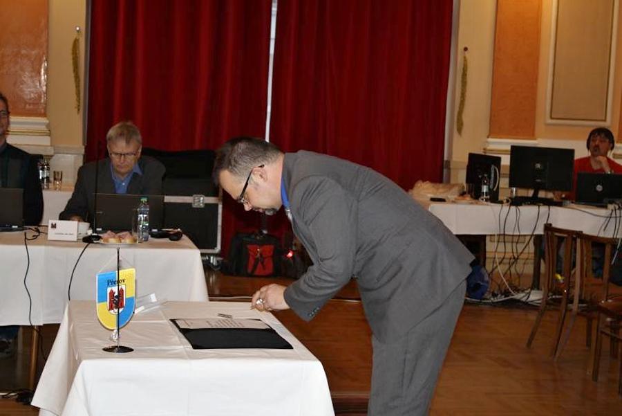 Přerov má nového zastupitele. Pirát Martin Švadlenka nahradil rezignujícího Richarda Šlechtu