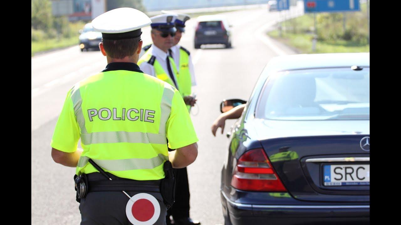 V minulých dnech proběhla dopravní akce Policie ČR