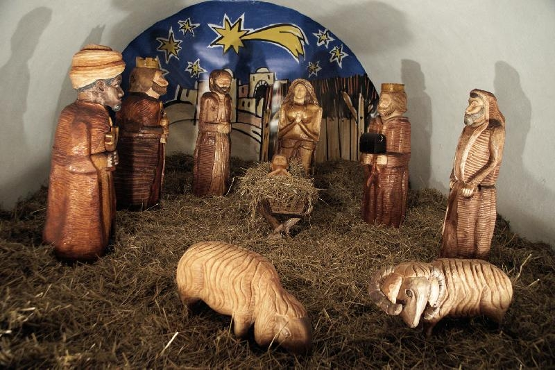 Betlém se rozsvítí v první adventní neděli