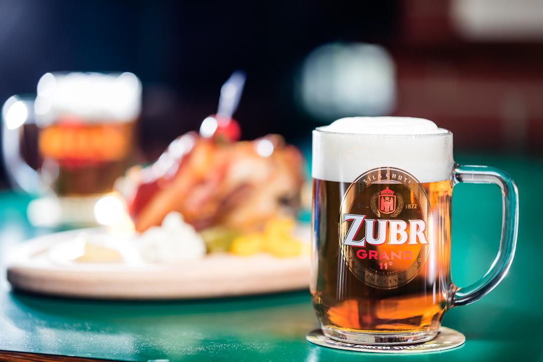 Pivovar Zubr opět uvařil přes čtvrt milionu hektolitrů piva