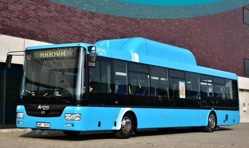 Přerované si na náměstí TGM mohou prohlédnout nové autobusy