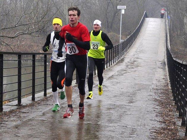 Silvestrovský běh slavil letos 40. ročník