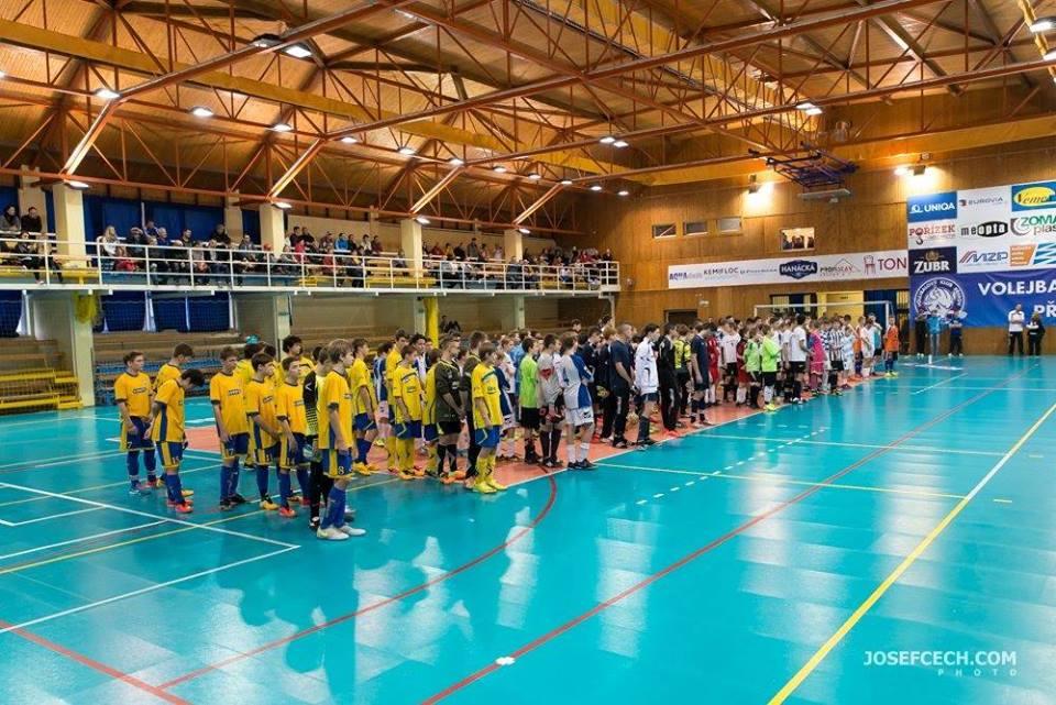 Nadcházející víkend přinese do Přerova kvalitní mládežnický fotbal