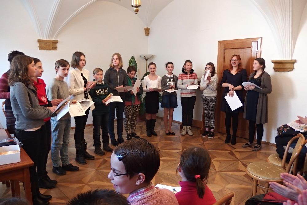 Vpěvecké soutěži O zámecký klíč se utkalo 35 malých zpěváčků