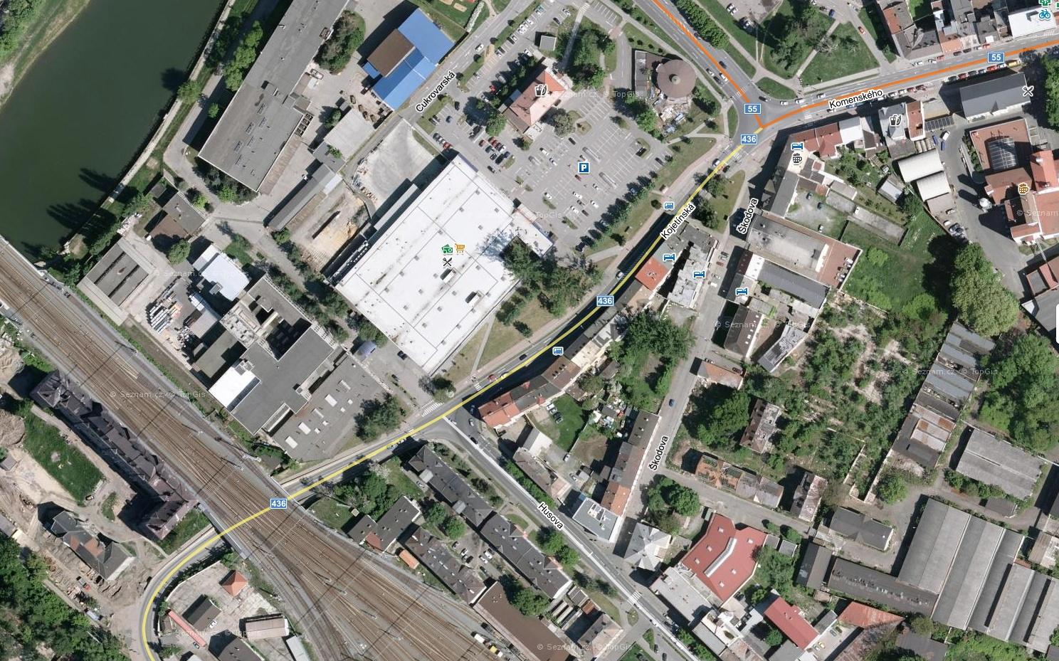 Od pondělí bude částečně uzavřena Kojetínská ulice, řidiči se musejí obrnit trpělivostí