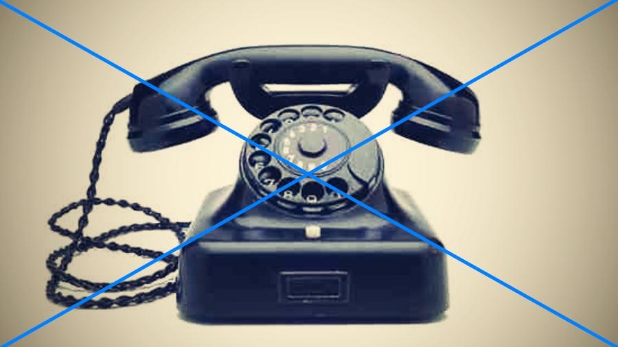Došlo k výpadku v telefonním spojení, na pevnou linku se nedovoláte