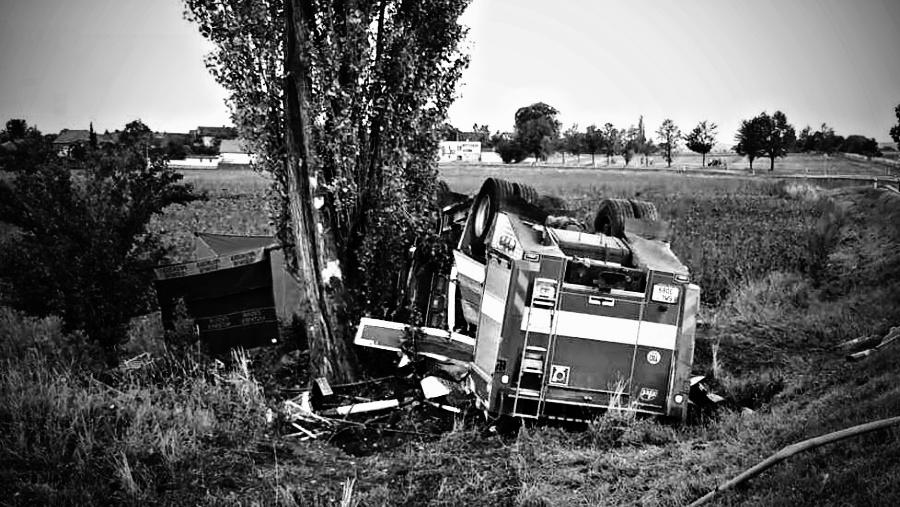 Sirény v sobotu uctí památku tragicky zesnulého hasiče