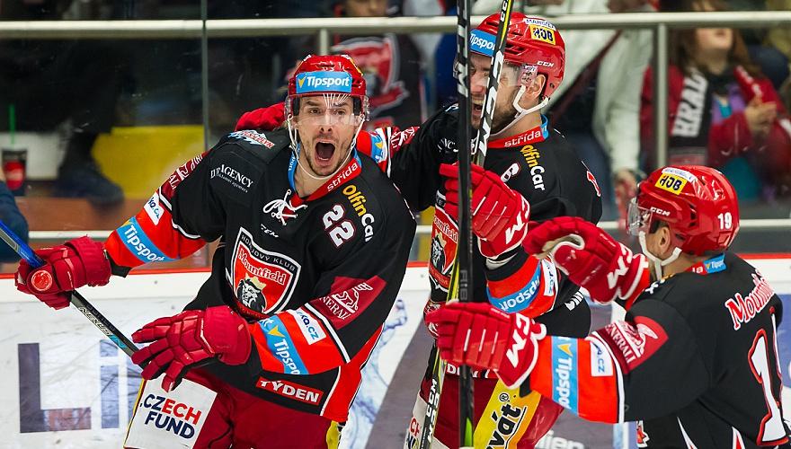 Hokejoví Zubři schytali debakl od extraligového Hradce Králové, byli jsme u toho