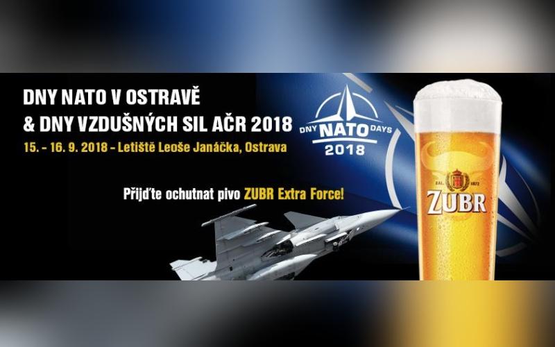 Síla speciálu ZUBR Extra Force se opět probudí na Dnech NATO