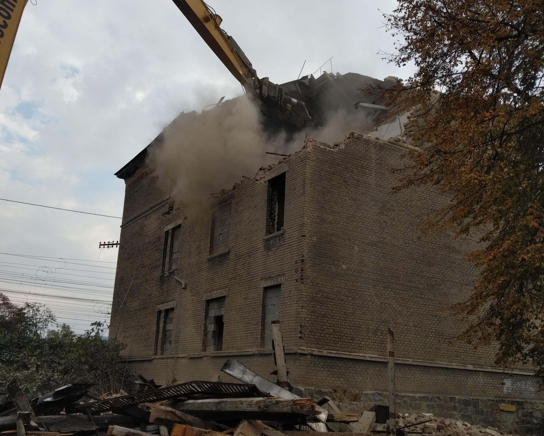 Začala demolice v Kojetínské ulici