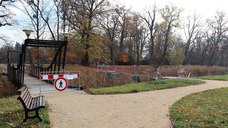 Dřevokazný škůdce zlikvidoval mostky vMichalově. Oprava se prodraží