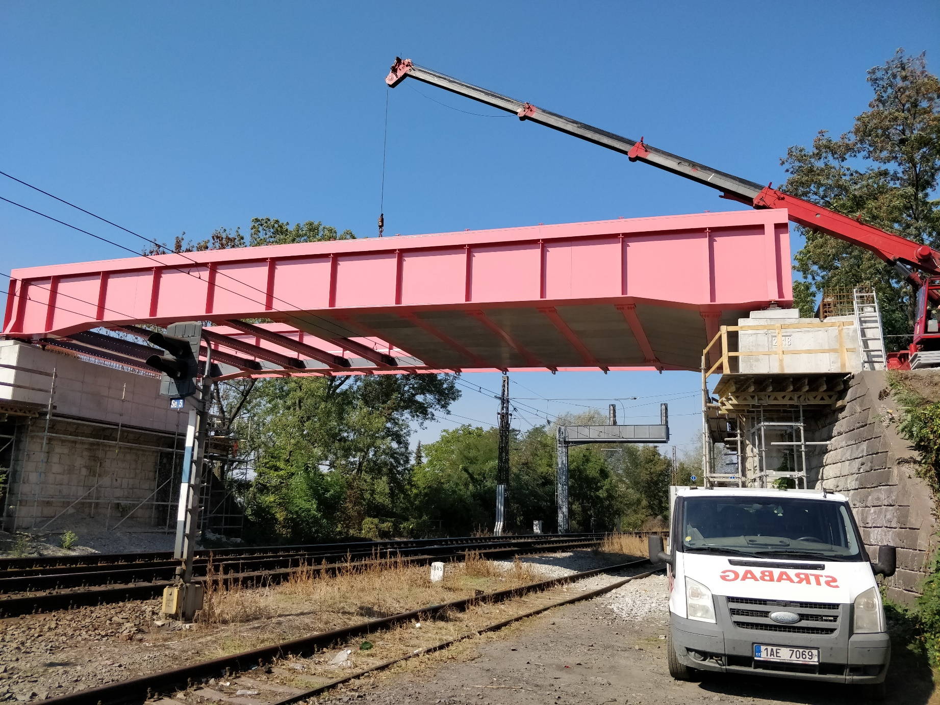 Dluhonské mosty budou od soboty 1. prosince opět otevřeny