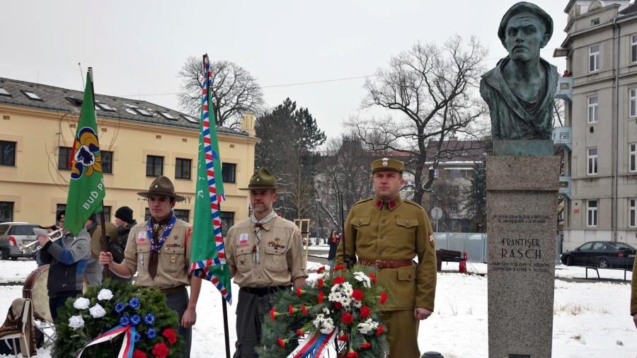 Den válečných veteránů si Přerované připomenou 11. listopadu na náměstí Rasche