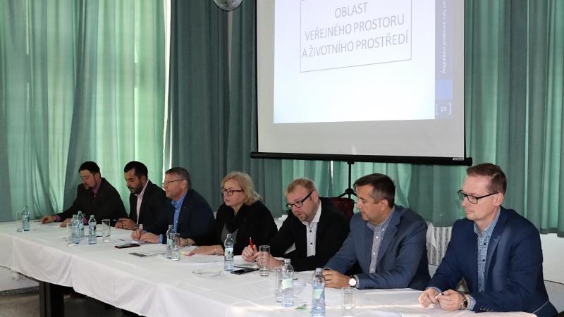 Zástupci Přerova dnes představili Programové prohlášení rady pro období let 2018 až 2022