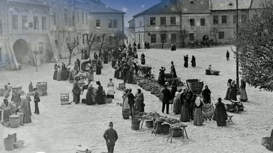 Jarmark v historickém duchu zaplní na stříbrnou neděli Horní náměstí