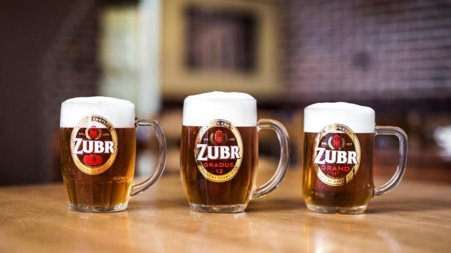 Pivovar Zubr vloňském roce zvýšil prodej čepovaného piva