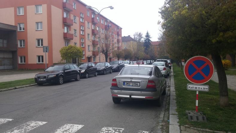 Řidiče v Přerově po Velikonocích potrápí zákazy parkování