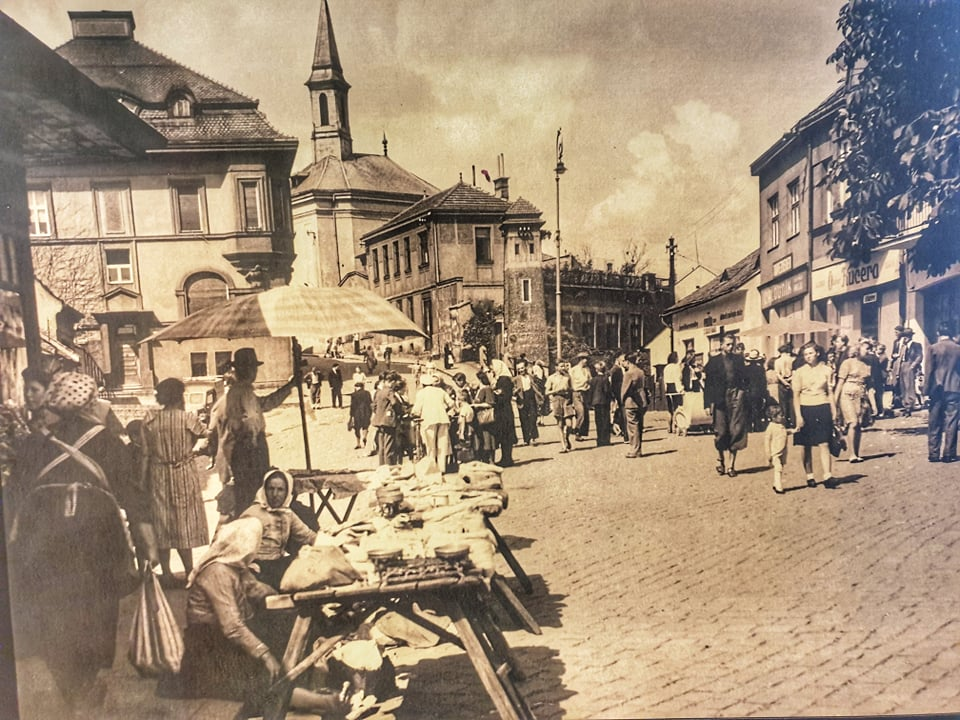 Takto vypadal Přerov před 100 lety. Muzeum Komenského zve na unikátní výstavu fotografií