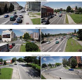 Dopravní kamerový systém