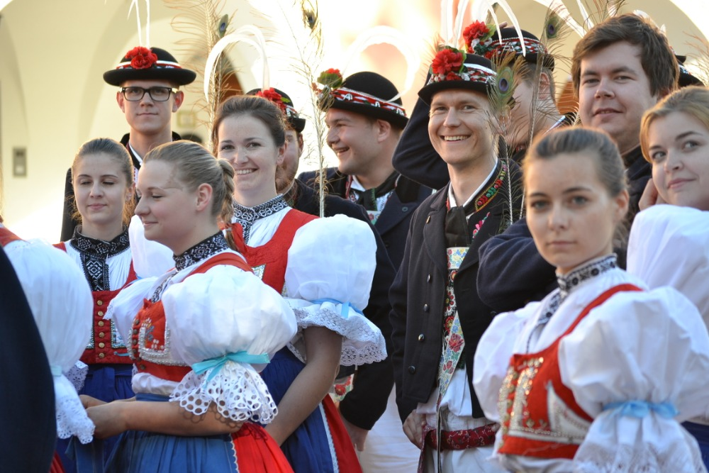 Přerovský folklorní festival nabídne hudební vystoupení, degustaci vín i program pro děti