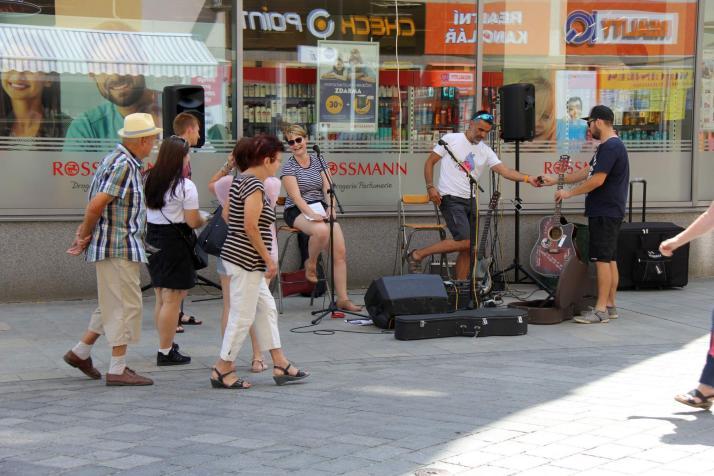 Evropský den hudby mohou Přerované oslavit na koncertech v centru města