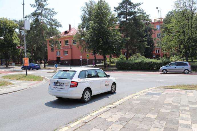 Oprava kanalizačního systému zkomplikuje průjezd Želatovskou ulicí