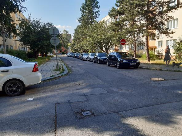 Kvůli výměně starého potrubí auta neprojedou ulicemi Slaměníkova a Purkyňova