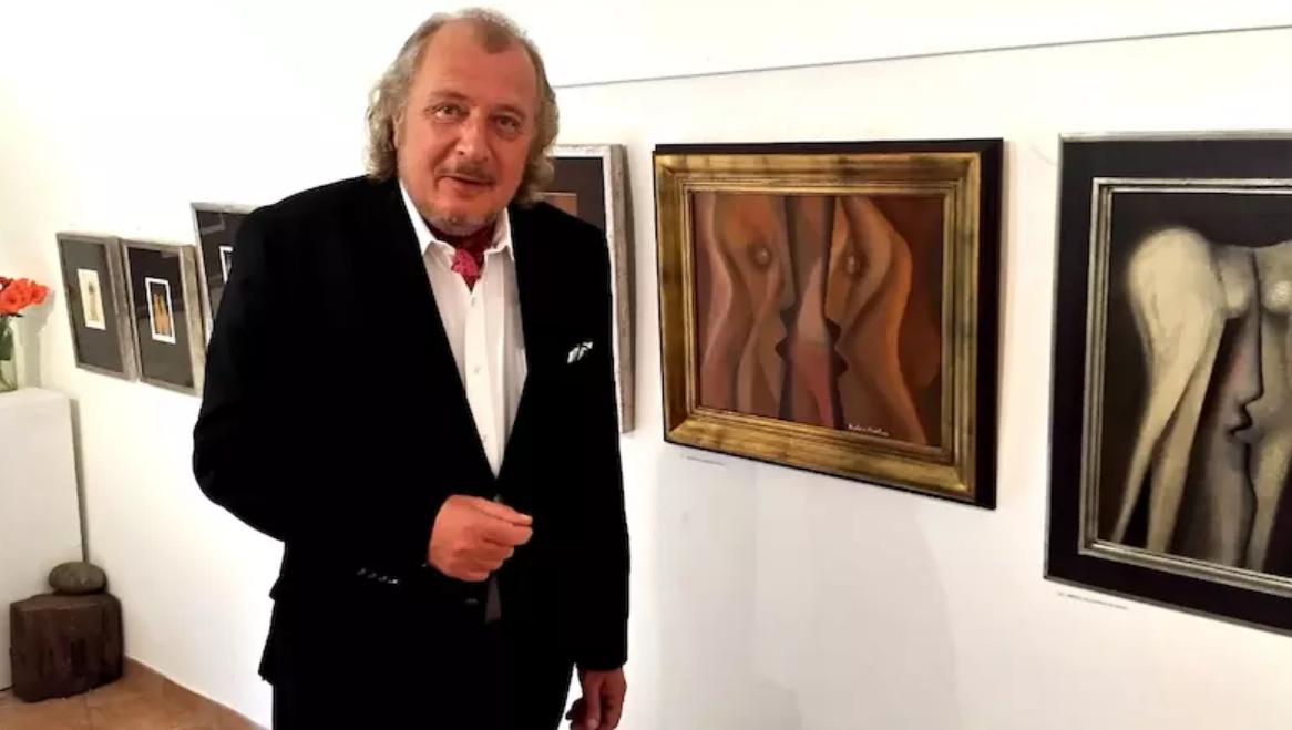 Hodovou výstavu na Horním náměstí zahájí známý malíř Kristian Kodet