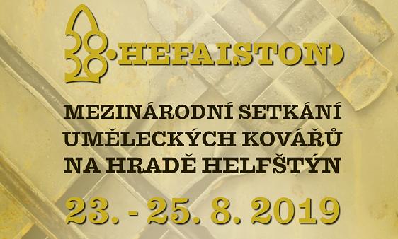 O víkendu na hradě Helfštýn vypukne kovářský Hefaiston
