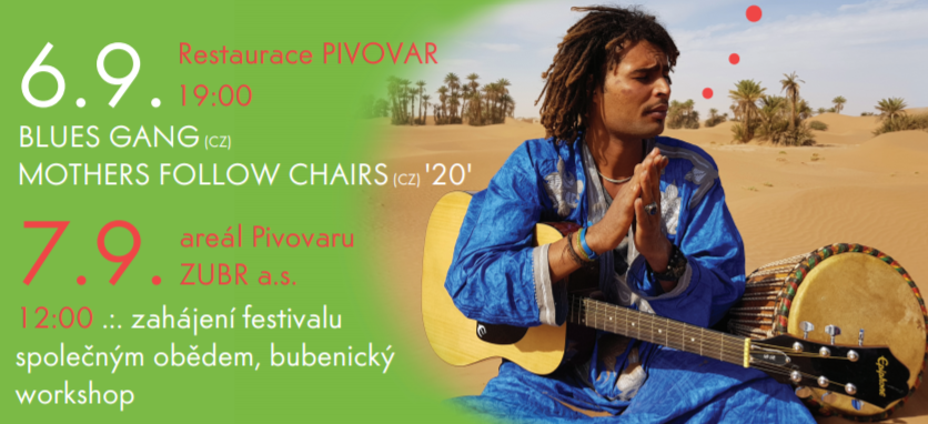 Festival Blues nad Bečvou láká na zahraniční interprety i přerovské kapely
