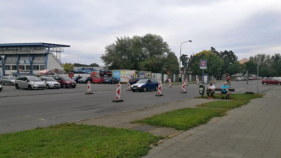 V Přerově přibudou nové bezpečnější autobusové zastávky