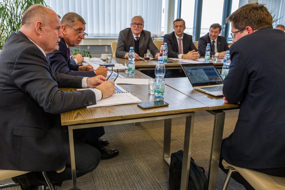 Kraj, ministerstvo i Přerov se dohodly na kompenzacích pro Dluhonice