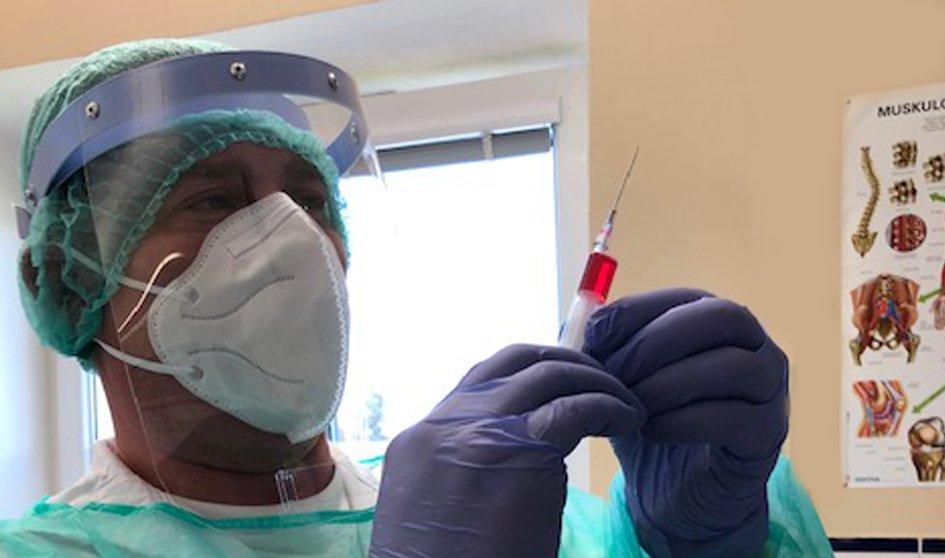 Ochranné štíty z Paseky pomáhají v nemocnicích