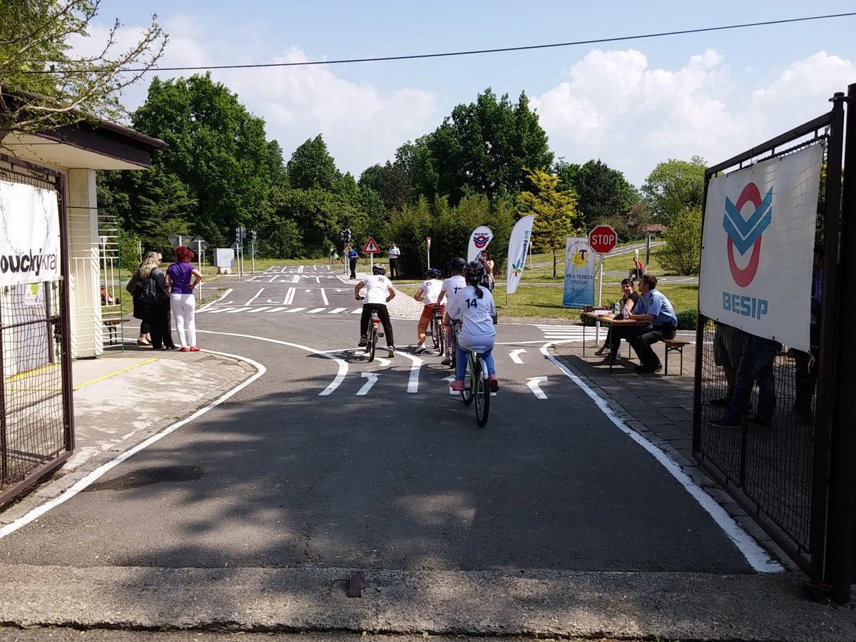 Dětská dopravní hřiště projdou díky dotaci kraje obnovou