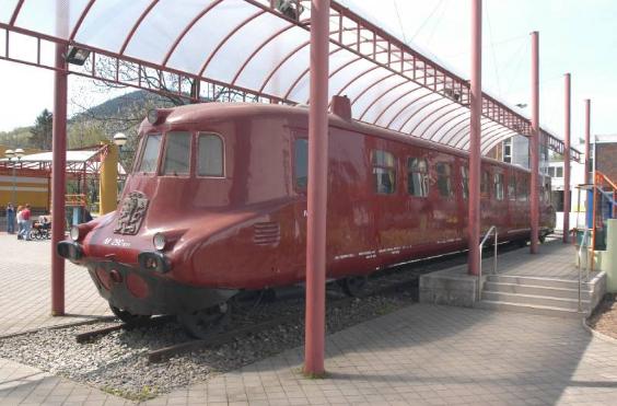 Vlak vzácný jako korunovační klenoty nebo Věstonická venuše projede zítra Přerovem
