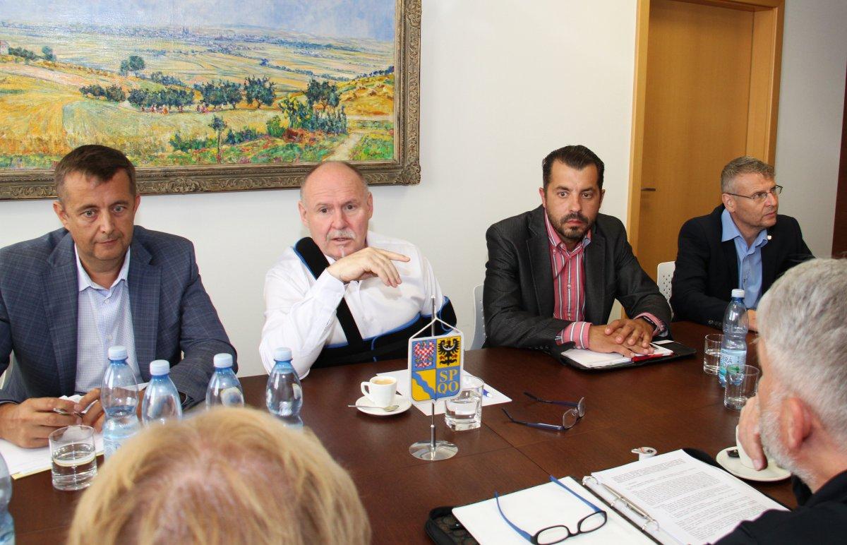 Bezpečnostní situace v Přerově není kraji lhostejná