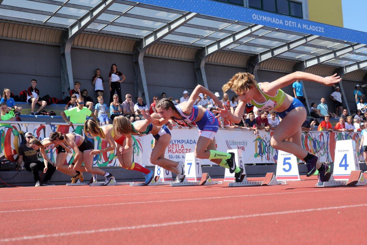 Letní Olympiáda dětí a mládeže: formu ladí sportovci i organizační tým