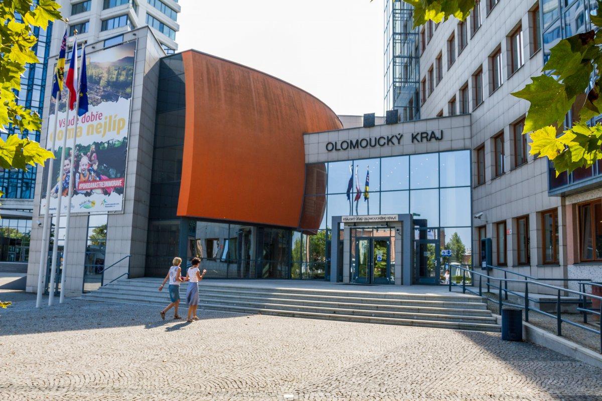Olomoucký kraj dostal skvělé vysvědčení. Má nejmenší riziko korupce z celého Česka