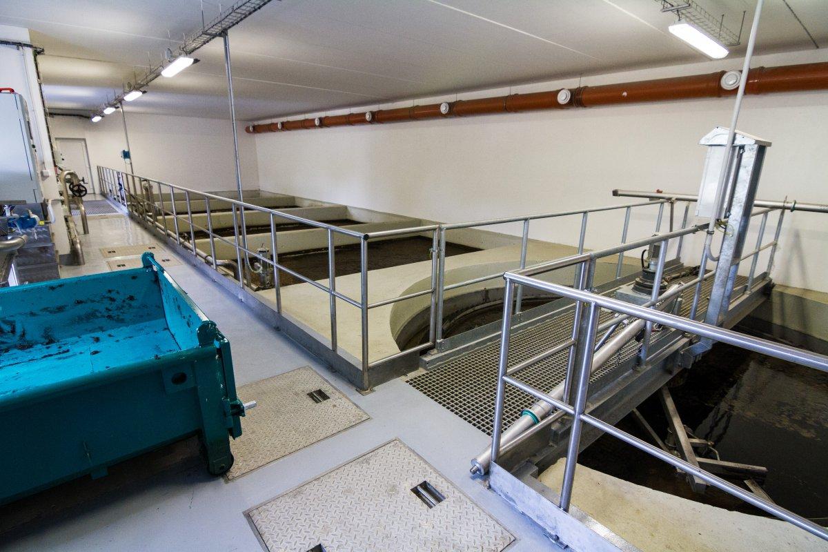 Kokory mají novou kanalizaci a čistírnu odpadních vod