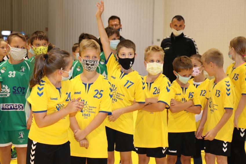 Děti z přerovských mateřinek budou cestovat za sportem do Žeravic