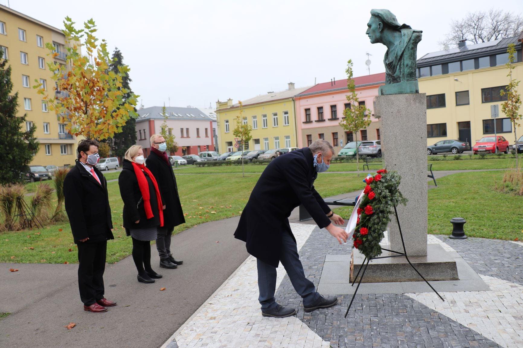 Den válečných veteránů. Vzpomínalo se v Přerově i Olomouci