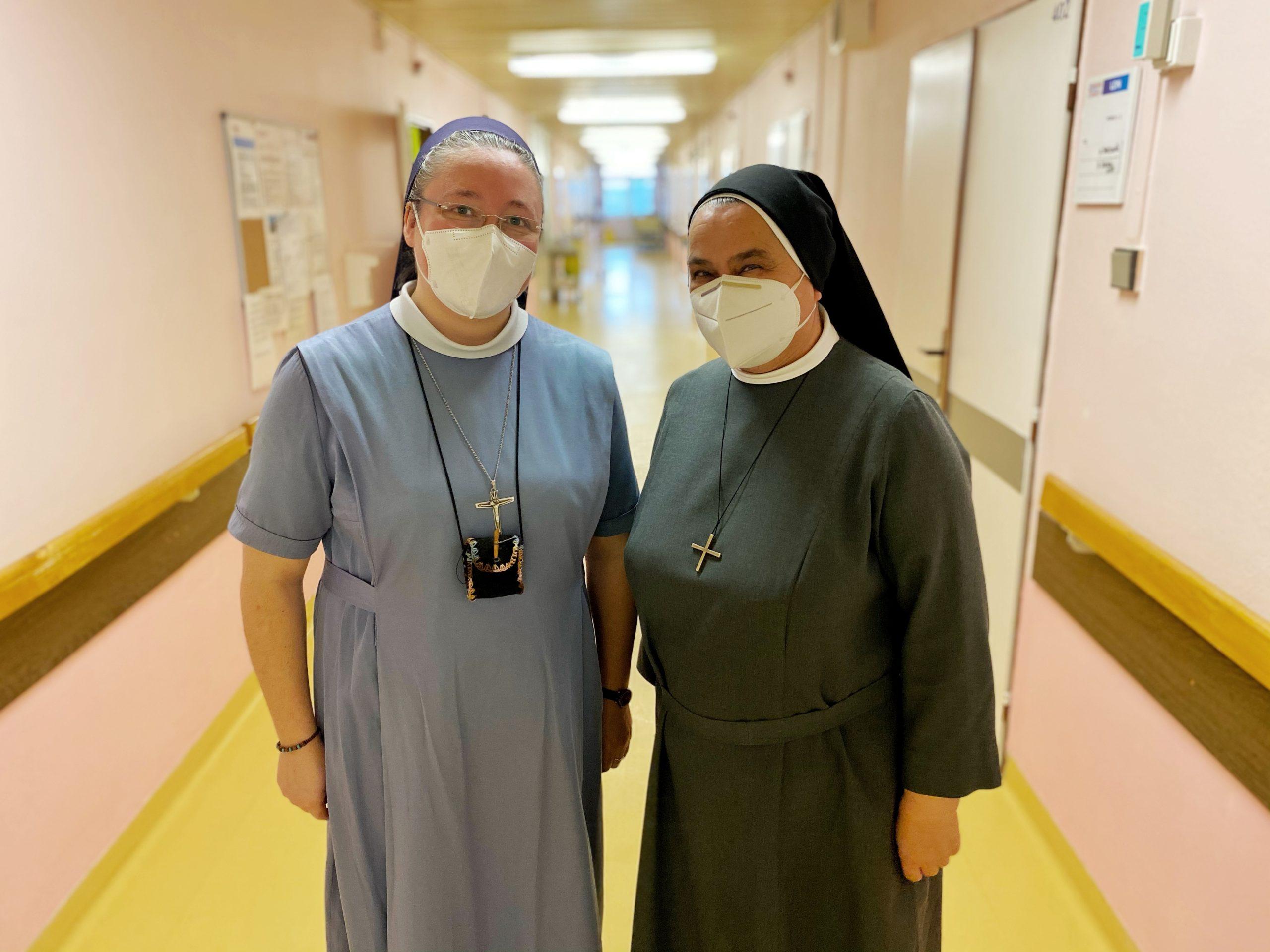 O duševní zdraví pacientů přerovské nemocnice se stará nová kaplanka