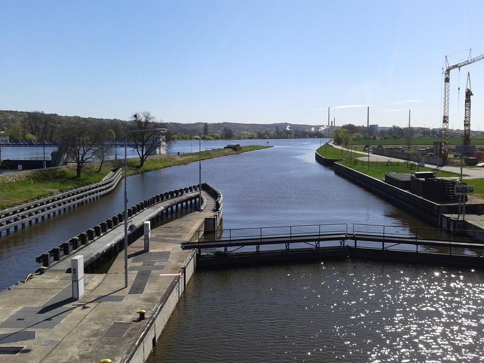 Betonářská lobby. Rada Olomouckého kraje odmítá kanál Dunaj-Odra-Labe